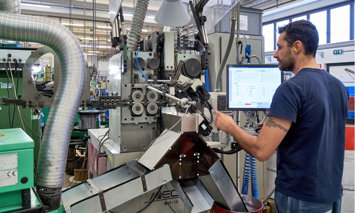 Mollificio Fede - Technologies
